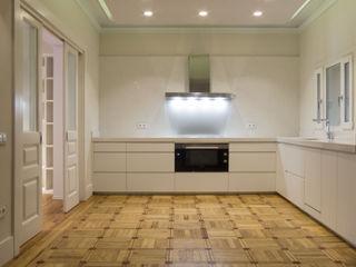 Muebles de Cocina Aries КухняШафи і полиці Білий