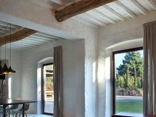 MIDE architetti Ahşap pencereler