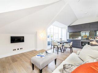 Maxmar Construction LTD Ruang Keluarga Klasik