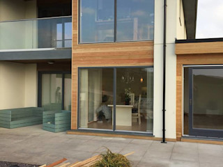 To Timber Clad or Not to Timber Clad... Building With Frames Multi-Family house Wood