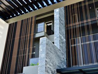 一穰設計_EO design studio Casas modernas
