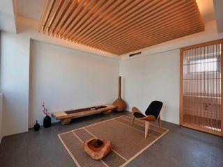 一穰設計_EO design studio Dormitorios de estilo moderno