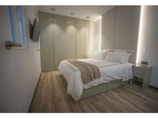 Empresa constructora en Madrid Спальня