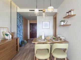 KD Panels Minimalist dining room Wood Wood effect