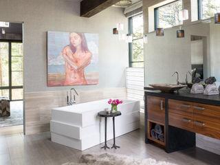 Andrea Schumacher Interiors Baños modernos