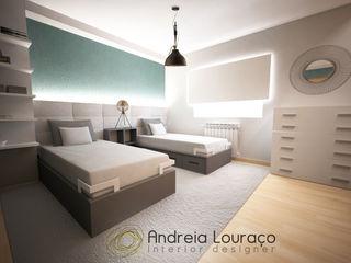 Andreia Louraço - Designer de Interiores (Email: andreialouraco@gmail.com) Cuartos infantiles de estilo industrial