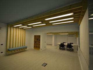 THE PUBLICIST INC CUBEArchitects オフィススペース&店