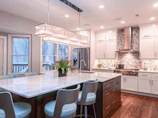 PERFORMANCE KITCHENS & HOME Built-in kitchens Wood White