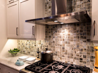 PERFORMANCE KITCHENS & HOME Eclectic style kitchen Solid Wood