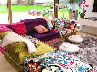 Lux-Design-Living Oturma OdasıKanepe & Koltuklar