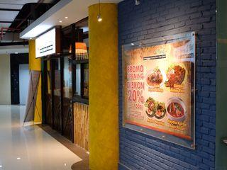Restaurant Warung Si Neng @WTC MALL Kottagaris interior design consultant Gastronomi Gaya Asia
