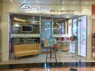 Gaby Nail Art Mal Taman Anggrek Kottagaris interior design consultant Ruang Komersial Modern
