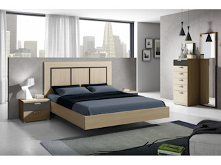 Dormitorios de matrimonio MerkamuebleVigo DormitoriosCamas y cabeceros