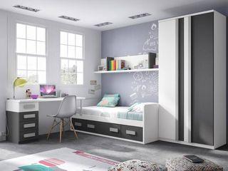 Habitaciones infantiles y juveniles MerkamuebleVigo Habitaciones infantilesCamas y cunas