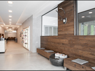 Skapetze Lichtmacher Eclectic style offices & stores