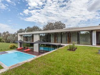 Ciudad y Arquitectura Flat roof