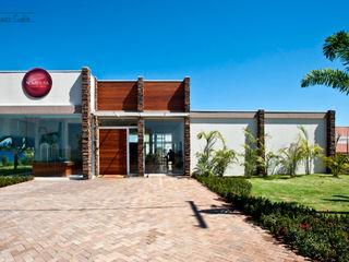 SET Arquitetura e Construções Terrace house
