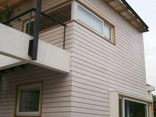 [ER+] Arquitectura y Construcción Дома в стиле модерн