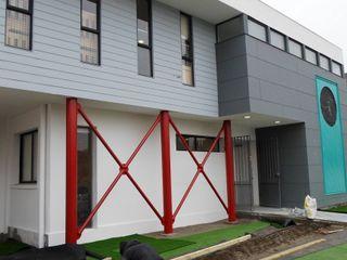 [ER+] Arquitectura y Construcción Школы в стиле модерн