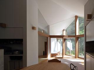 藤原・室 建築設計事務所 Moderne Esszimmer
