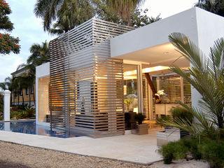 Pavilhão de Entrada - Campinas Decor Izilda Moraes Arquitetura Persianas e venezianas