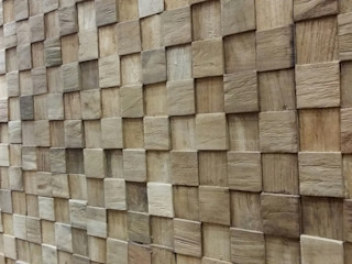 STREIGHTEX Parede e pavimentoRevestimentos de parede e pavimentos Madeira maciça Efeito de madeira