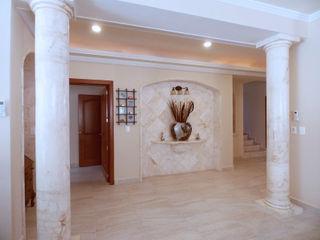 Decoration details DHI Riviera Maya Architects & Contractors Pasillos, vestíbulos y escaleras de estilo ecléctico