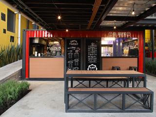 Boutique de Arquitectura (Sonotectura + Refaccionaria) 餐廳