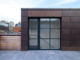 The Cooperage, Islington, London Clement Windows Group Janelas e portas industriais
