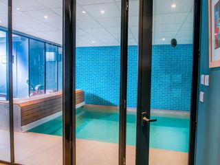 Private Residence, London Clement Windows Group Janelas e portas modernas
