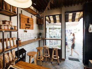 IK-architects Gastronomi Gaya Industrial