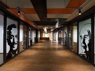 Boutique de Arquitectura (Sonotectura + Refaccionaria) 書房/辦公室