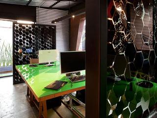 Boutique de Arquitectura (Sonotectura + Refaccionaria) 辦公空間與店舖