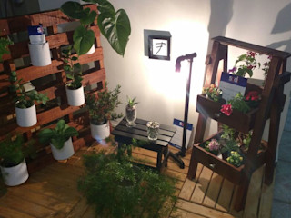Andrea Oliveira Designer de Interiores Interior landscaping