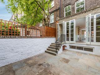 House in Knightsbridge - London Prestige Architects By Marco Braghiroli Будинки