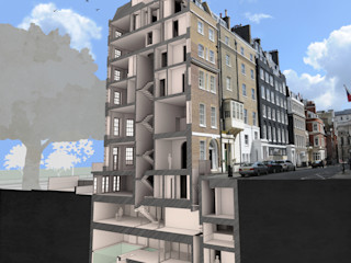 St.James House - London Prestige Architects By Marco Braghiroli