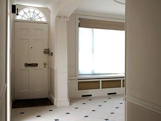 Knightsbridge House - London Prestige Architects By Marco Braghiroli Коридор