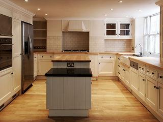 Knightsbridge House - London Prestige Architects By Marco Braghiroli Кухня