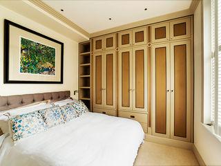 Chelsea Maisonette - London Prestige Architects By Marco Braghiroli Спальня