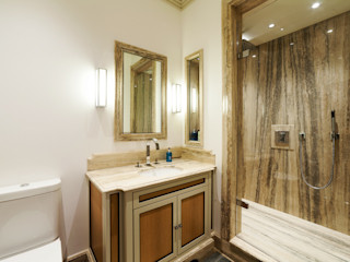Chelsea Maisonette - London Prestige Architects By Marco Braghiroli Ванна кімната