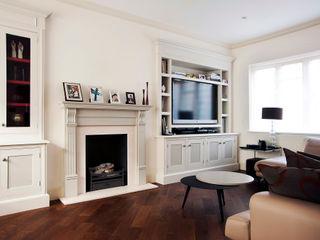 Chelsea House - London Prestige Architects By Marco Braghiroli Вітальня