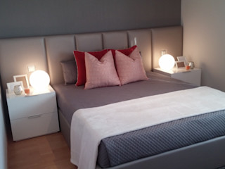 ANA LEITE - INTERIOR DESIGN STUDIO Modern Bedroom