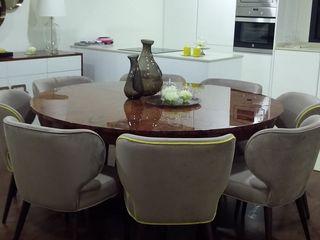 ANA LEITE - INTERIOR DESIGN STUDIO Modern Living Room