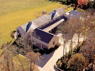 BILLINKOFF ARCHITECTURE PLLC Country style house