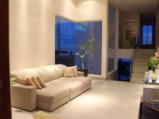 Opus Arquitetura e Urbanismo Modern living room