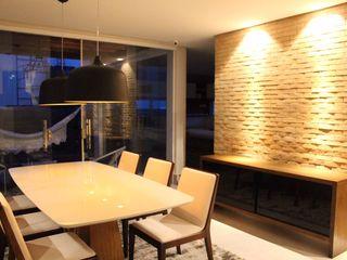 Opus Arquitetura e Urbanismo Modern dining room