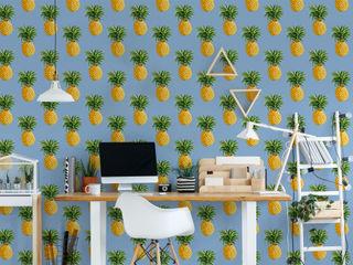 Pineapple Fever Pixers مكتب عمل أو دراسة Multicolored