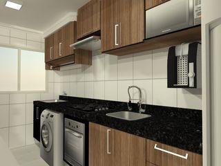 Bruna Ferraresi Modern kitchen