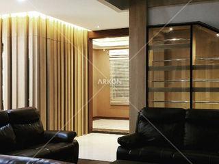 Emerlad Mansion, Lippo Cikarang Bekasi ARKON Living roomLighting