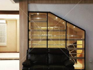 Emerlad Mansion, Lippo Cikarang Bekasi ARKON Living roomStorage